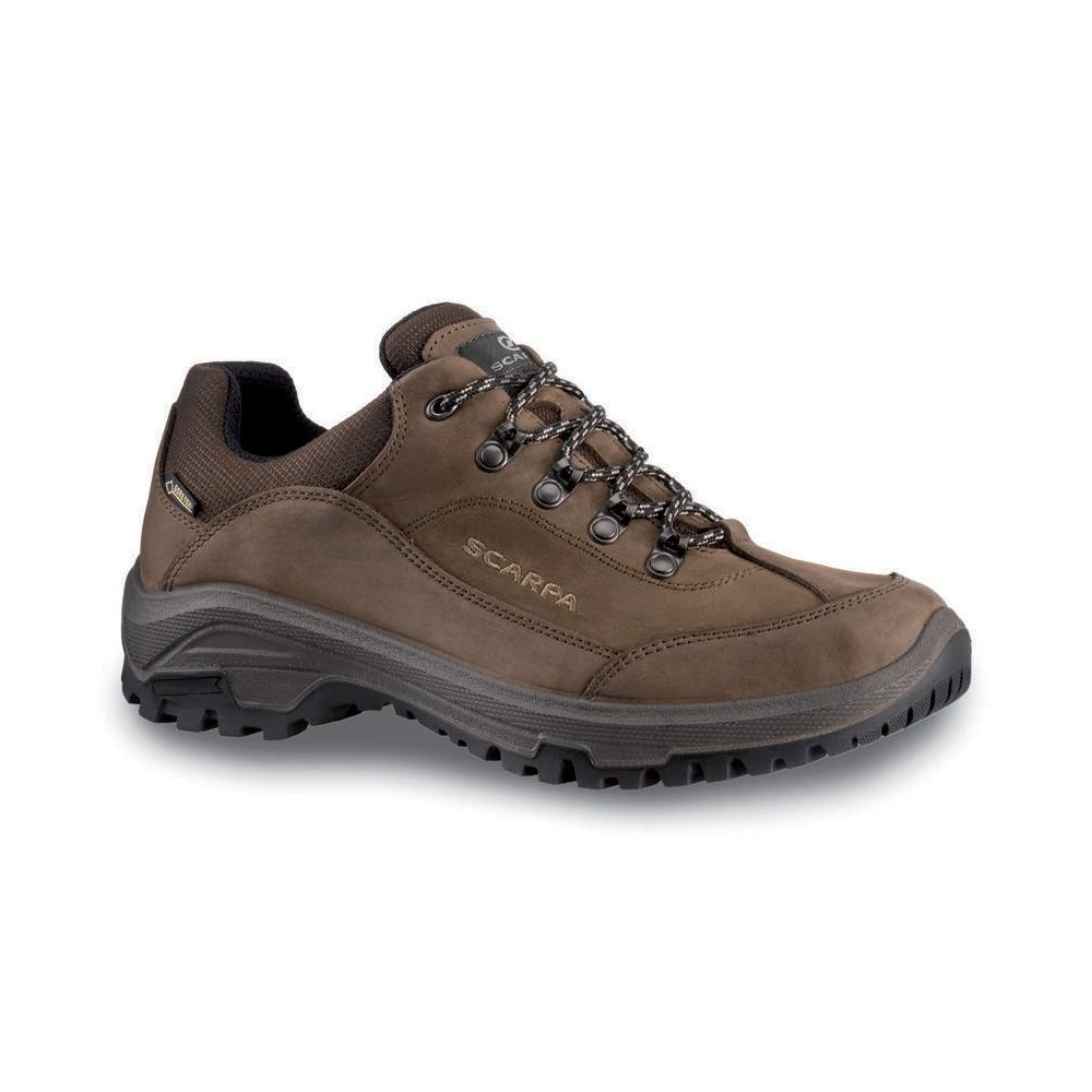 CYRUS GTX   -   Walks on trails and long easy walks, waterproof   -   Brown