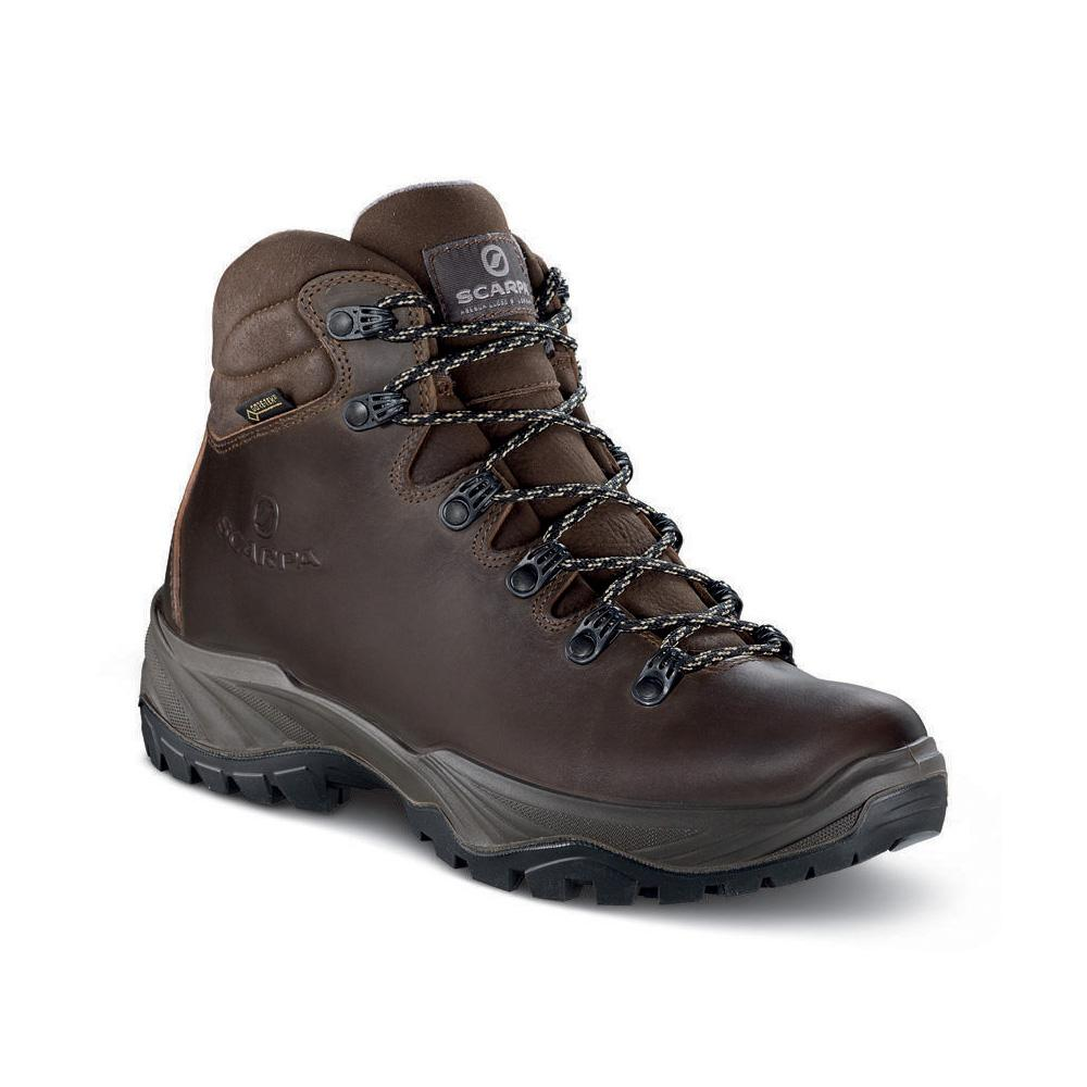 TERRA GTX WMN   -   Hiking su sterrati e boschi, Impermeabile   -   Brown