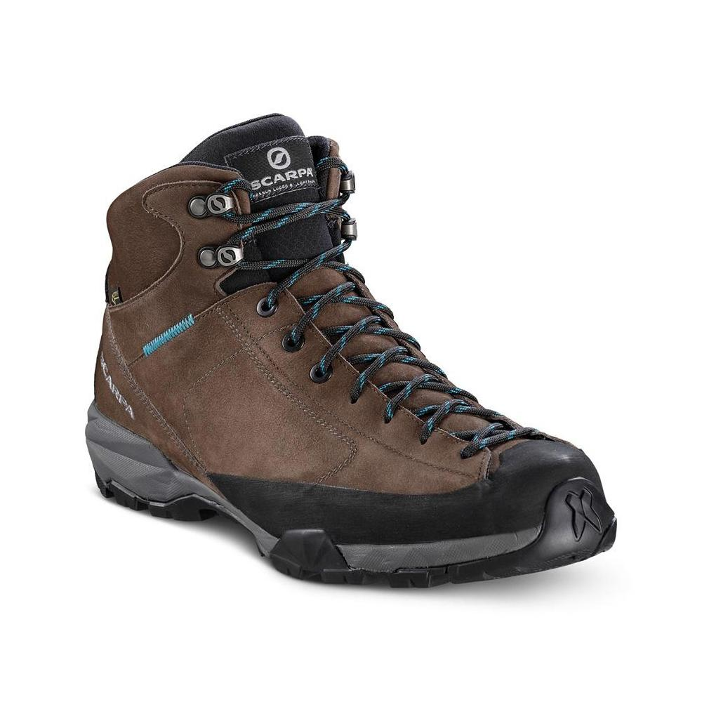 MOJITO HIKE PLUS GTX   -   For trails and walks in forests   -   Charcoal (Nubuck)