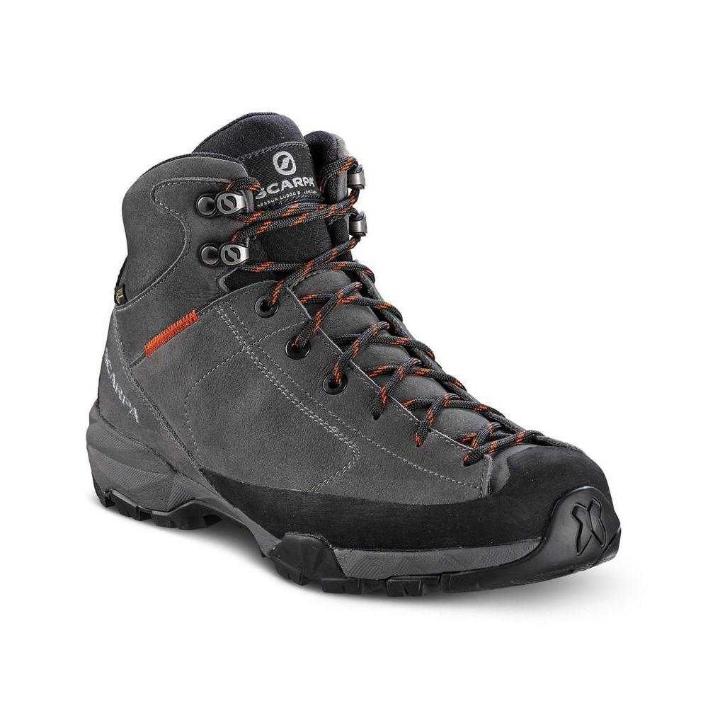 MOJITO HIKE PLUS GTX   -   For trails and walks in forests   -   Graphite (Nubuck)