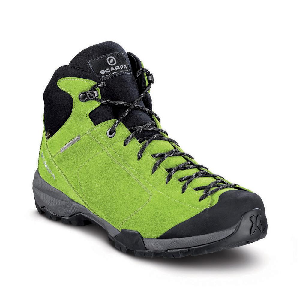 MOJITO HIKE GTX   -   For fast hikes on mixed terrains   -   Mantis Green