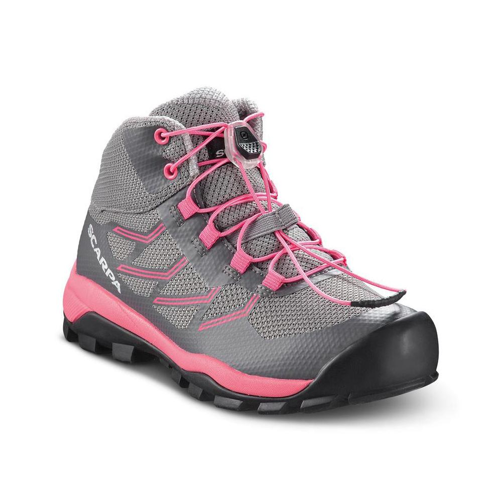 NEUTRON MID KID   -   To walk in forests and everyday walking   -   Midgray-Rose