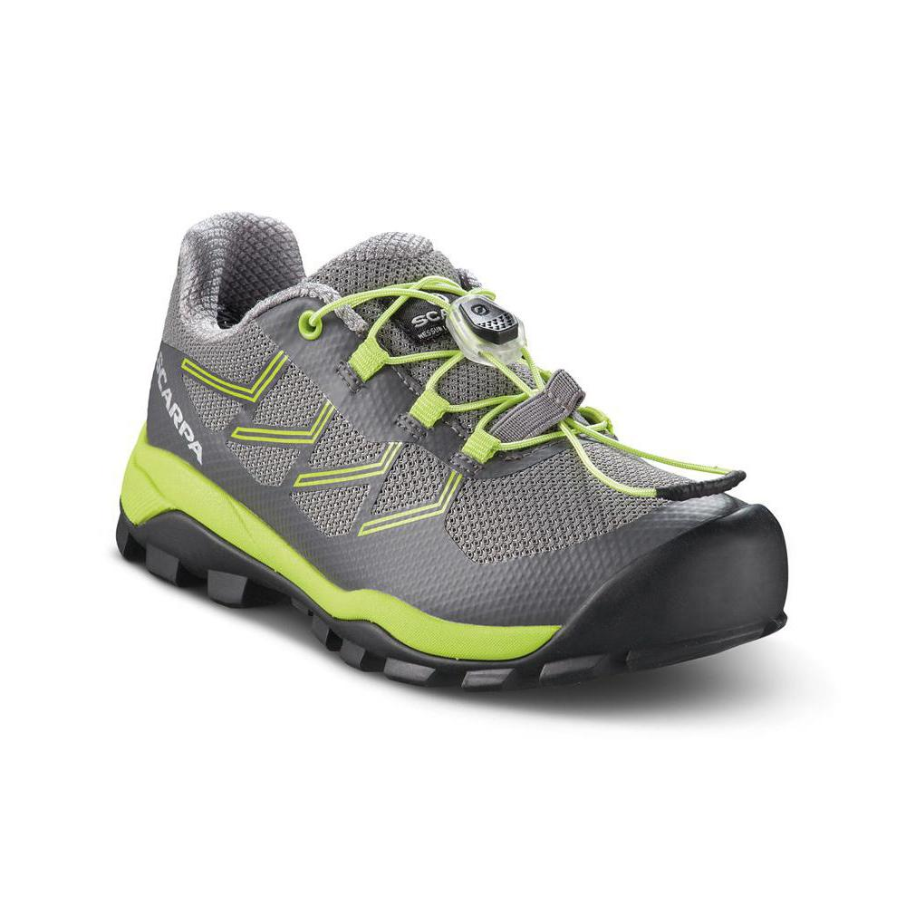 NEUTRON KID   -   For walks on trails and free time   -   Midgray-Lime