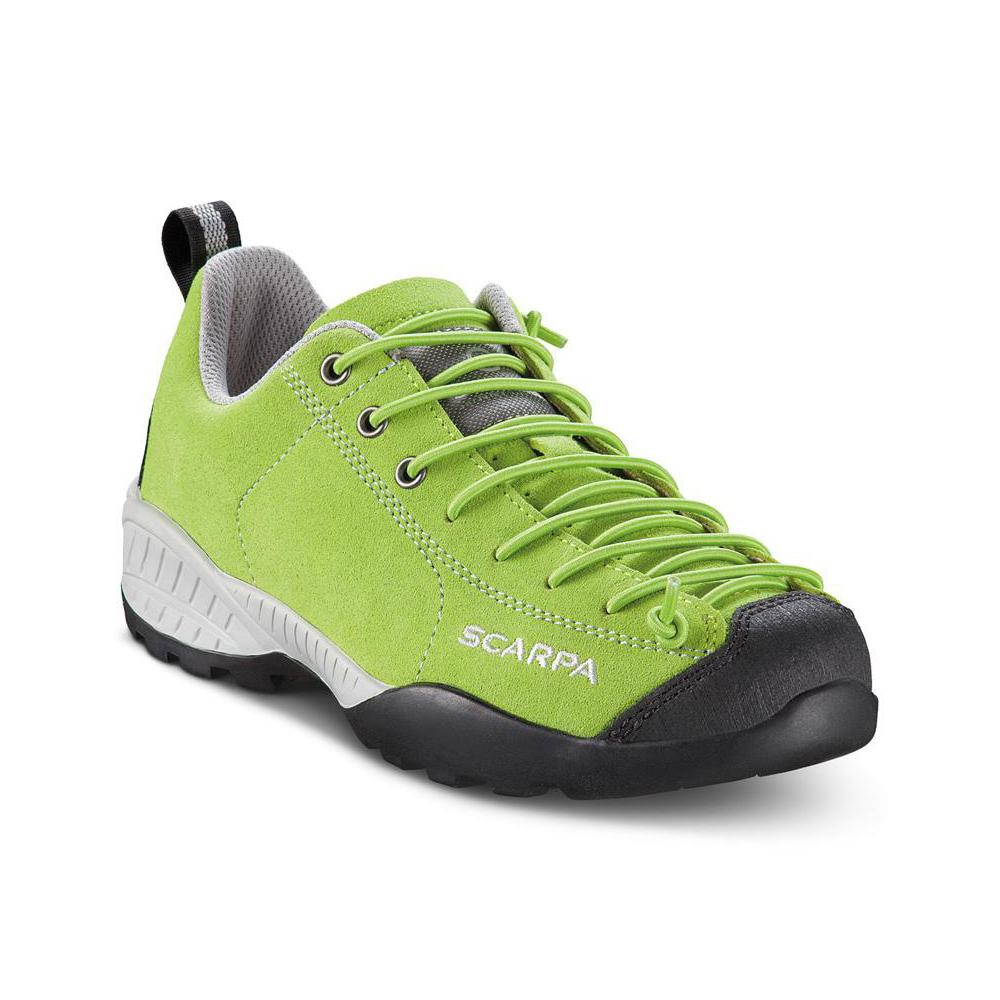 MOJITO KID   -   Global footwear for free time   -   Mantis Green