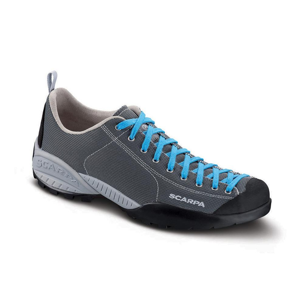 MOJITO FRESH   -   Comfortable technical fabric   -   Gray-Azure