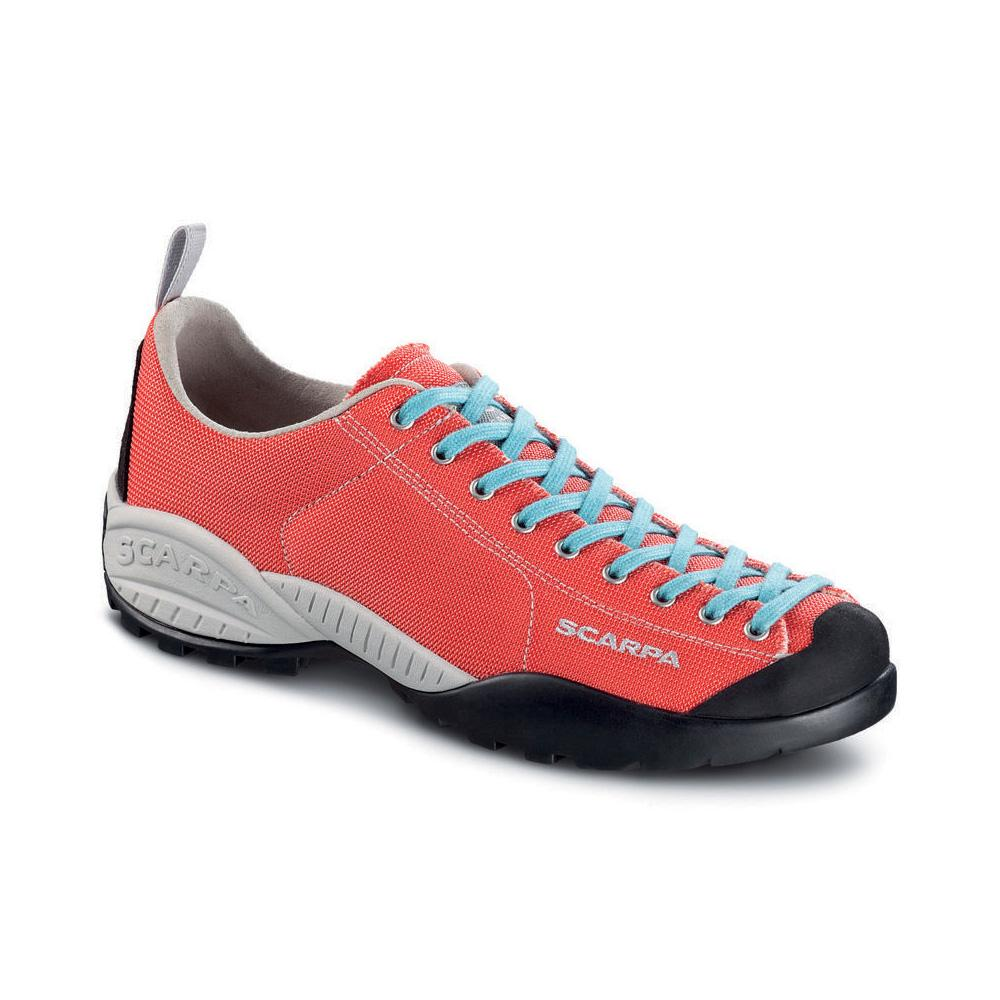 MOJITO FRESH   -   Comfortable technical fabric   -   Coral-Mineral Blue