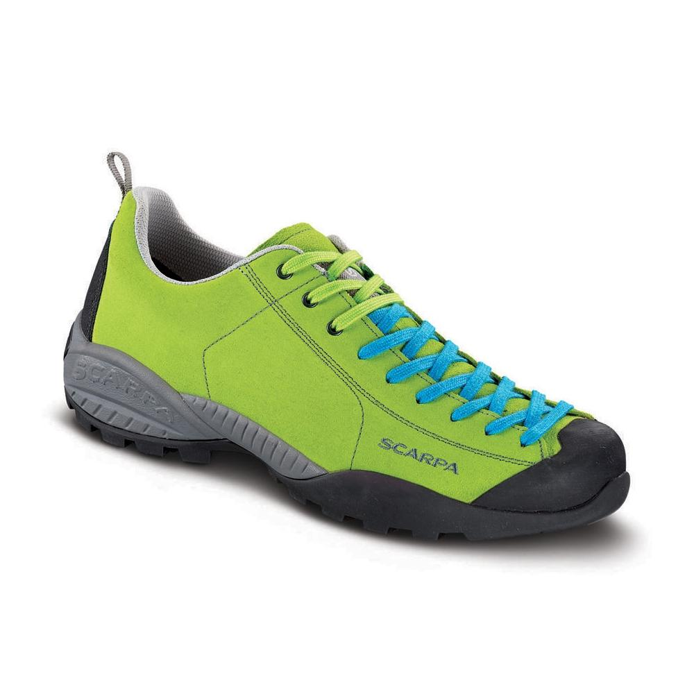 MOJITO GTX   -   Ideal for rainy days   -   Lime Fluo
