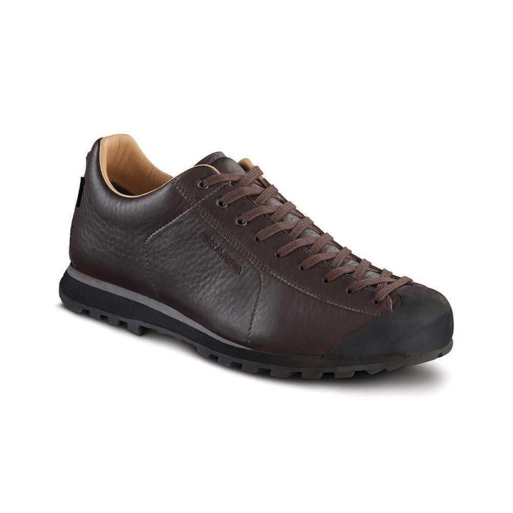 MOJITO BASIC GTX    -   Maximum comfort, a sombre but concrete style, waterproof   -   Dark Brown