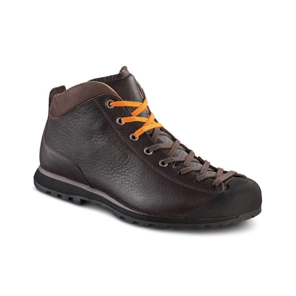 MOJITO BASIC MID    -   Maximum comfort, a sombre but concrete style   -   Dark Brown