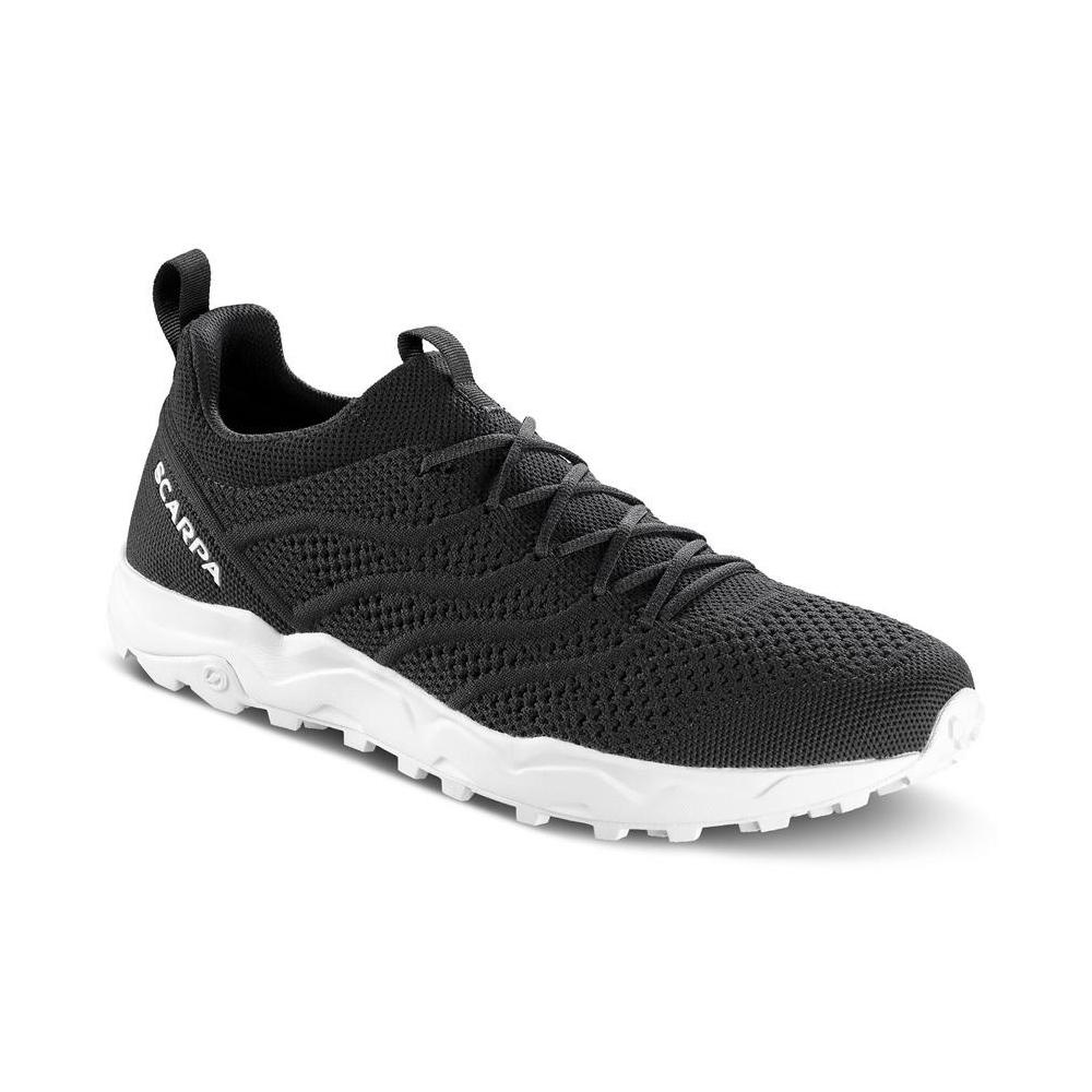 GECKO CITY   -   Lightweight, breathable and comfortable   -   Black