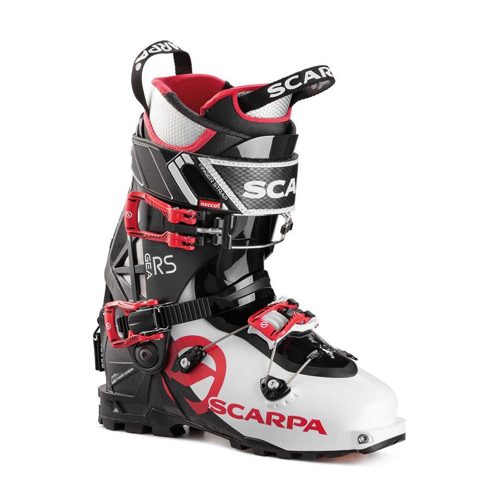 GEA RS   -   Most innovative and best-selling   -   White-Black-Warm Red