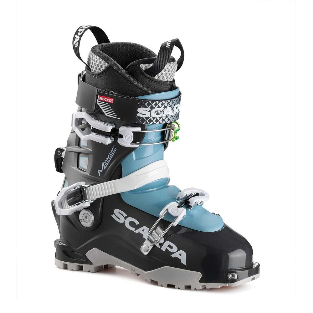 MAGIC   -   Sci alpinismo principianti donne   -   Anthracite-Polar Blue