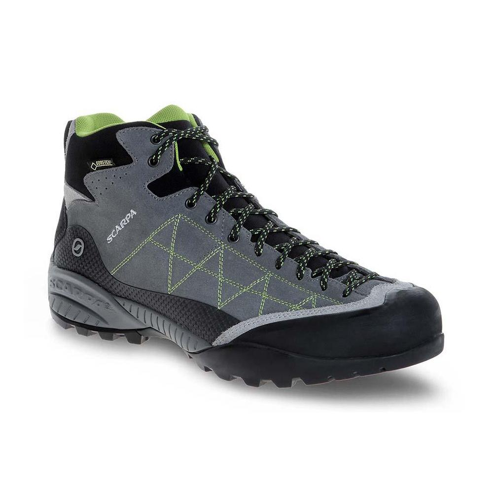 ZEN PRO MID  GTX   -   Technical approach, via ferratas,  mountainin hikes   -   Shark - Spring