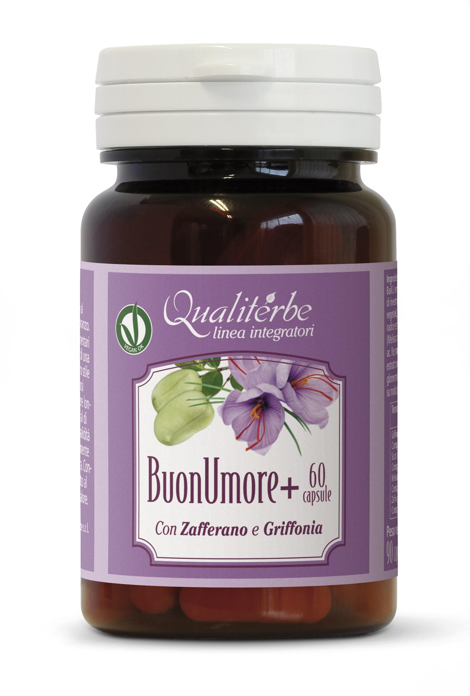 Buonumore + 60 Cps Migliora il tono dell'umore
