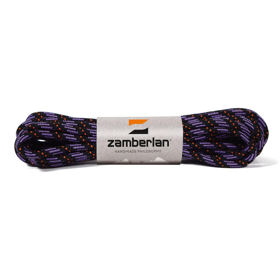 ZAMBERLAN® REPLACEMENT ROUND LACES    -   Lilac / Orange