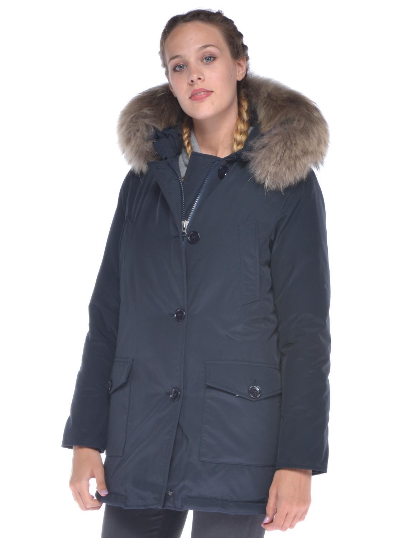 best website 5f75e a7f43 Giaccone donna Woolrich W' S' Arctic Parka blu
