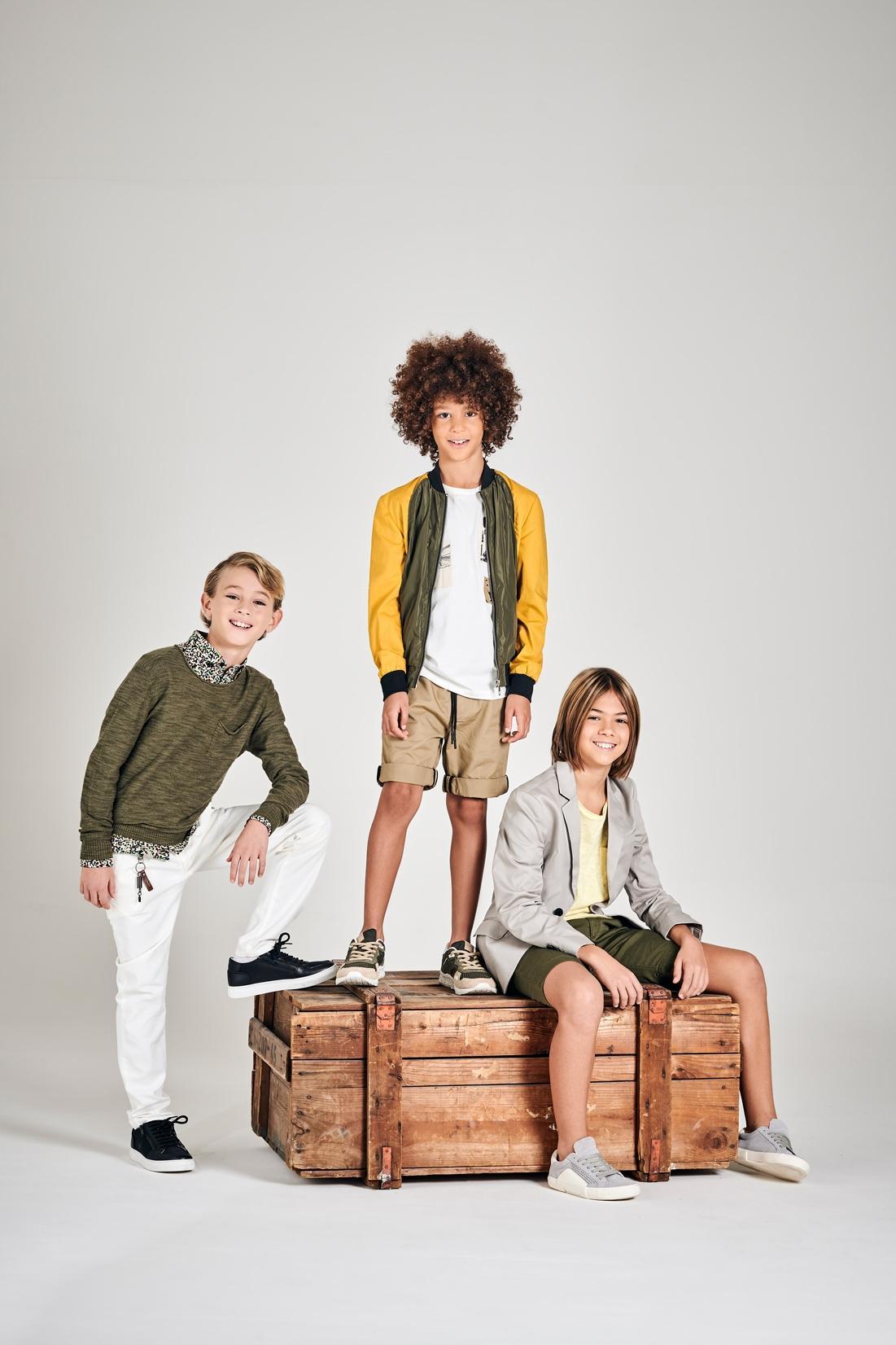 Outfit estivi per bambini - Antony Morato