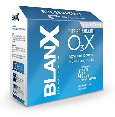 BLANX O3X OXYGEN POWER - 10 BITE SBIANCANTI