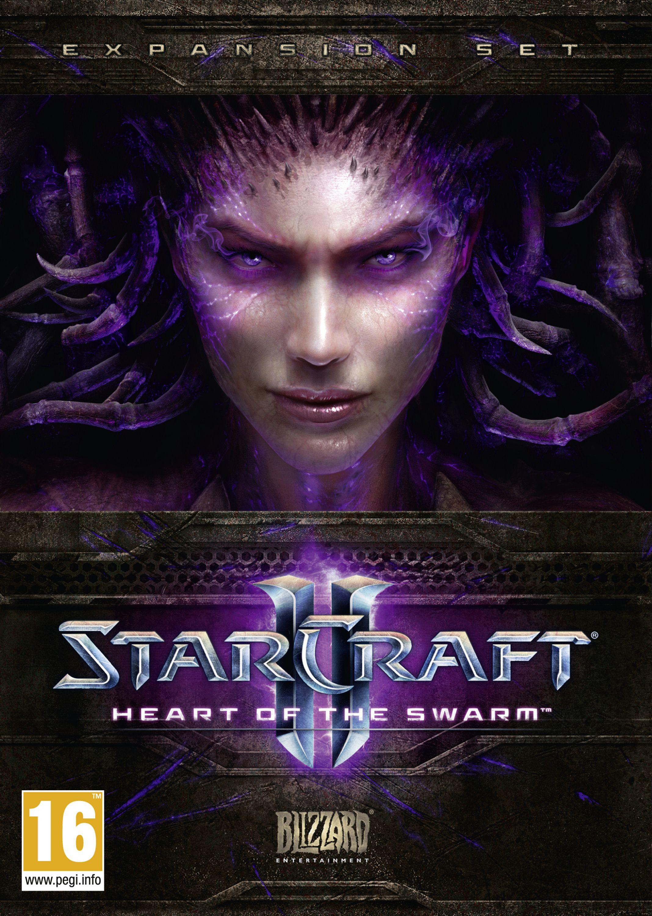Activision StarCraft II: Heart of the Swarm, PC Inglese