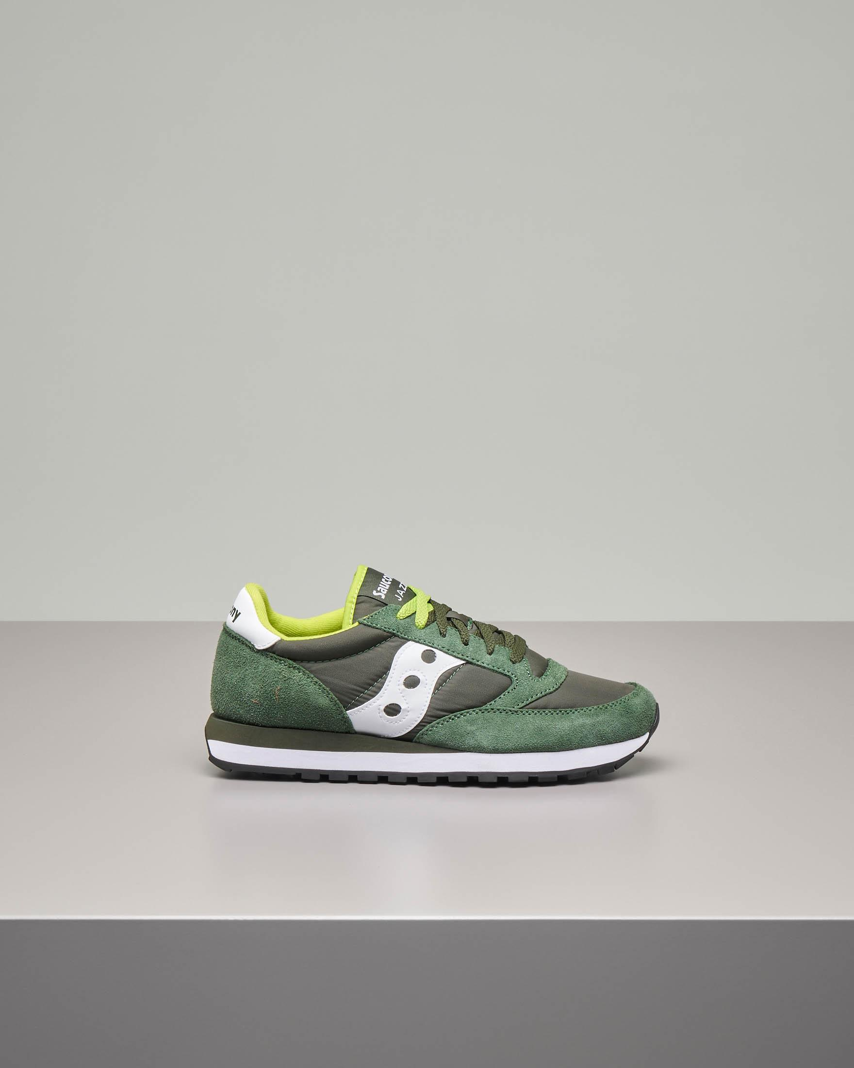 Sneakers Jazz O' verde militare