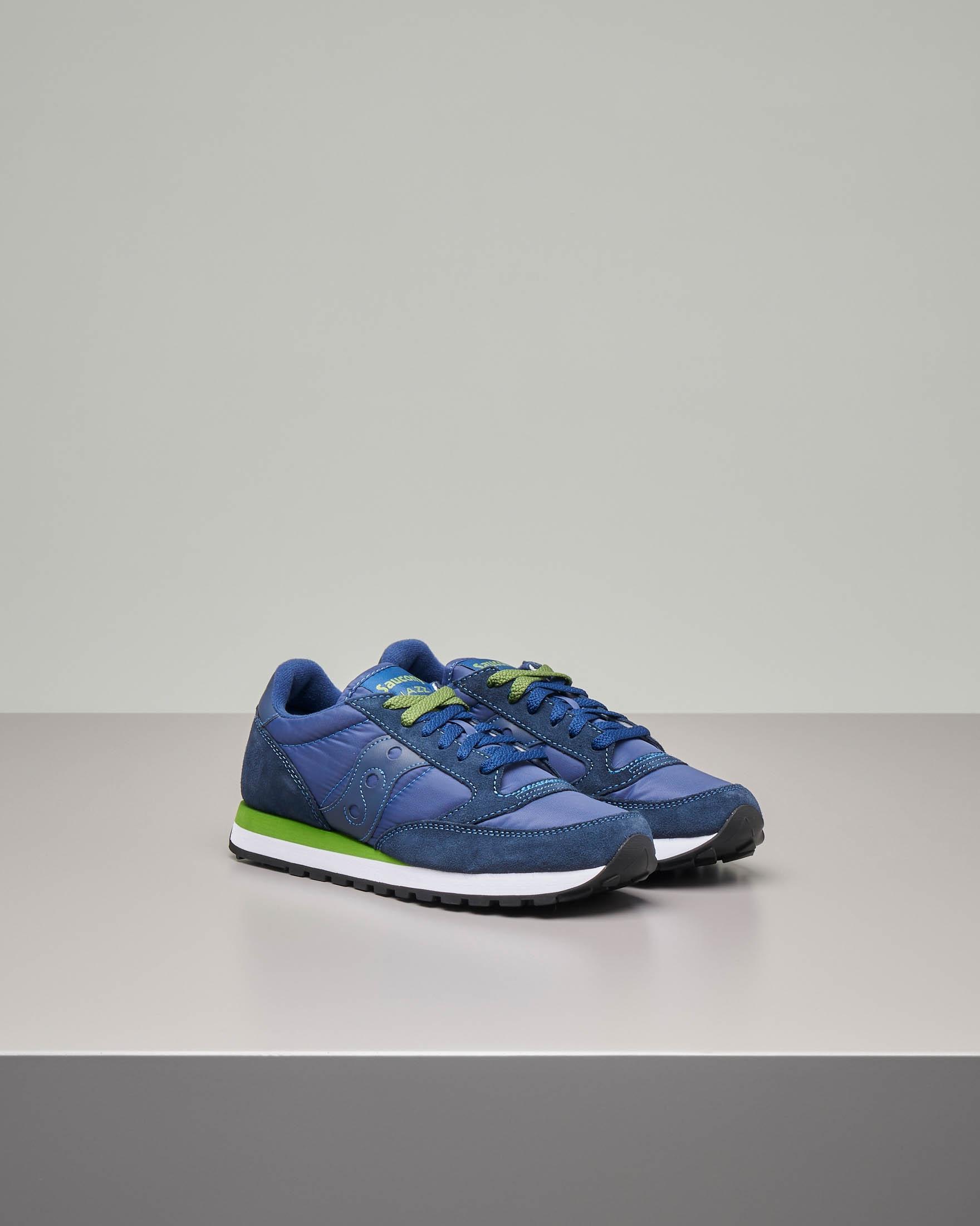 Sneakers Jazz O' blu