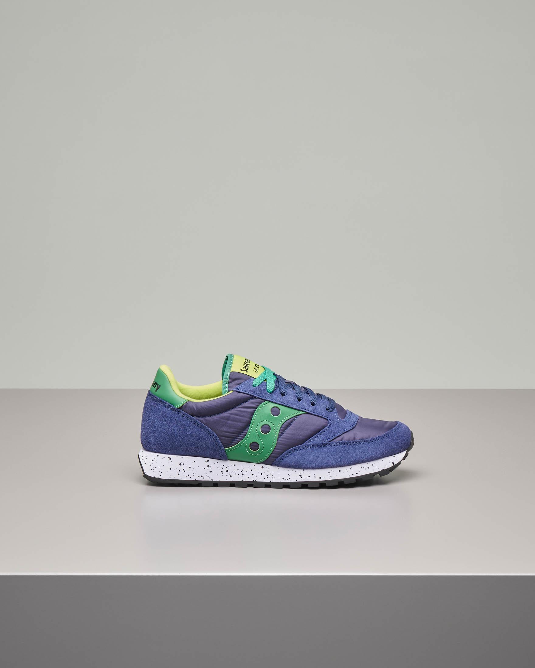 Sneakers Jazz O' blu royal