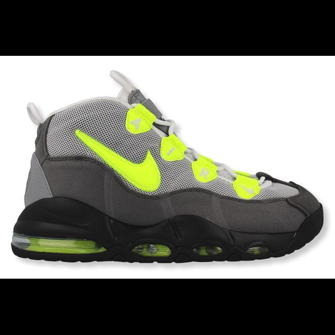 premium selection 8de9c c8917 Sneakers Nike Air Max UpTempo 95 qs Black/fluo/grey CK0891 ...