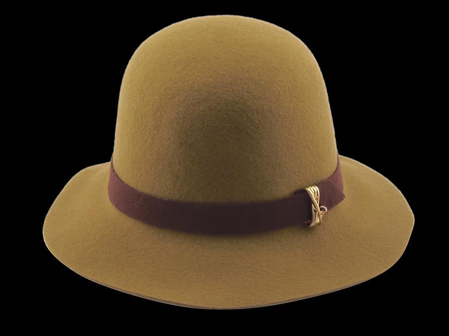 Cappello Cloche Borsalinette