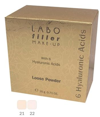 LABO FILLER MAKE UP CIPRIA IN POLVERE LIBERA -  CON 6 ACIDI IALURONICI