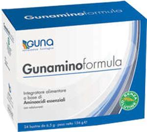 GUNAMINO FORMULA BUSTINE - INTEGRATORE DIMAGRANTE GUNA 24 BUSTINE E 42 BUSTINE