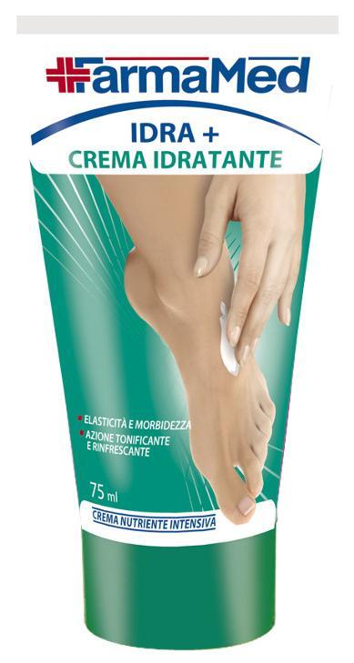 Image of FARMAMED Piedi Idratante + Crema Idratante 75 ml 05204 Cura Dei Piedi Pedicure