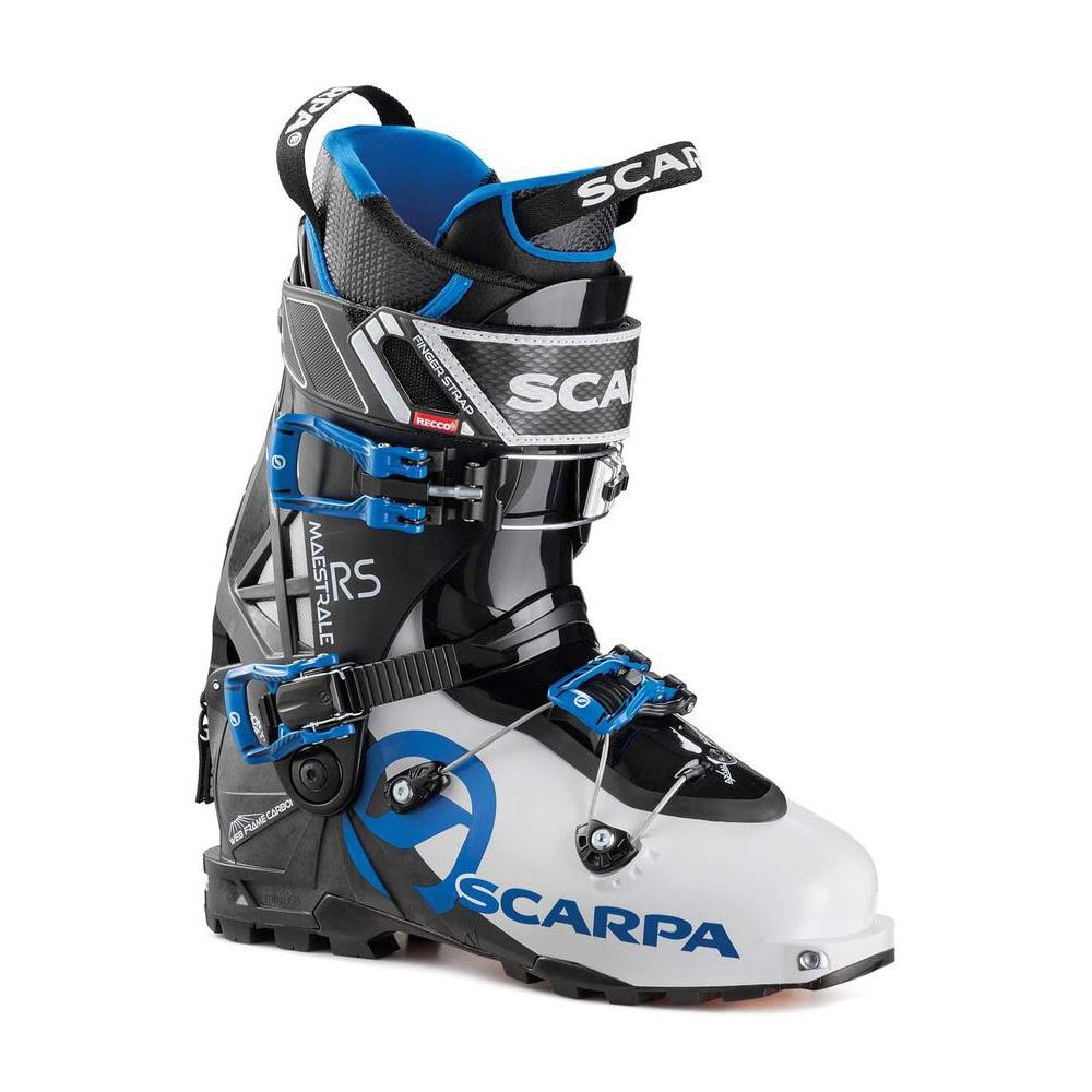 MAESTRALE RS   -   Sci alpinisti esperti   -   White-Black-Blue