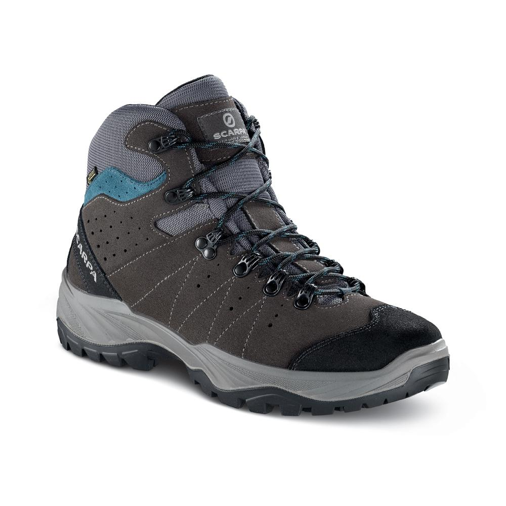 MISTRAL GTX   -   Hiking su sterrati e boschi, Impermeabile   -   Smoke-Lake Blue