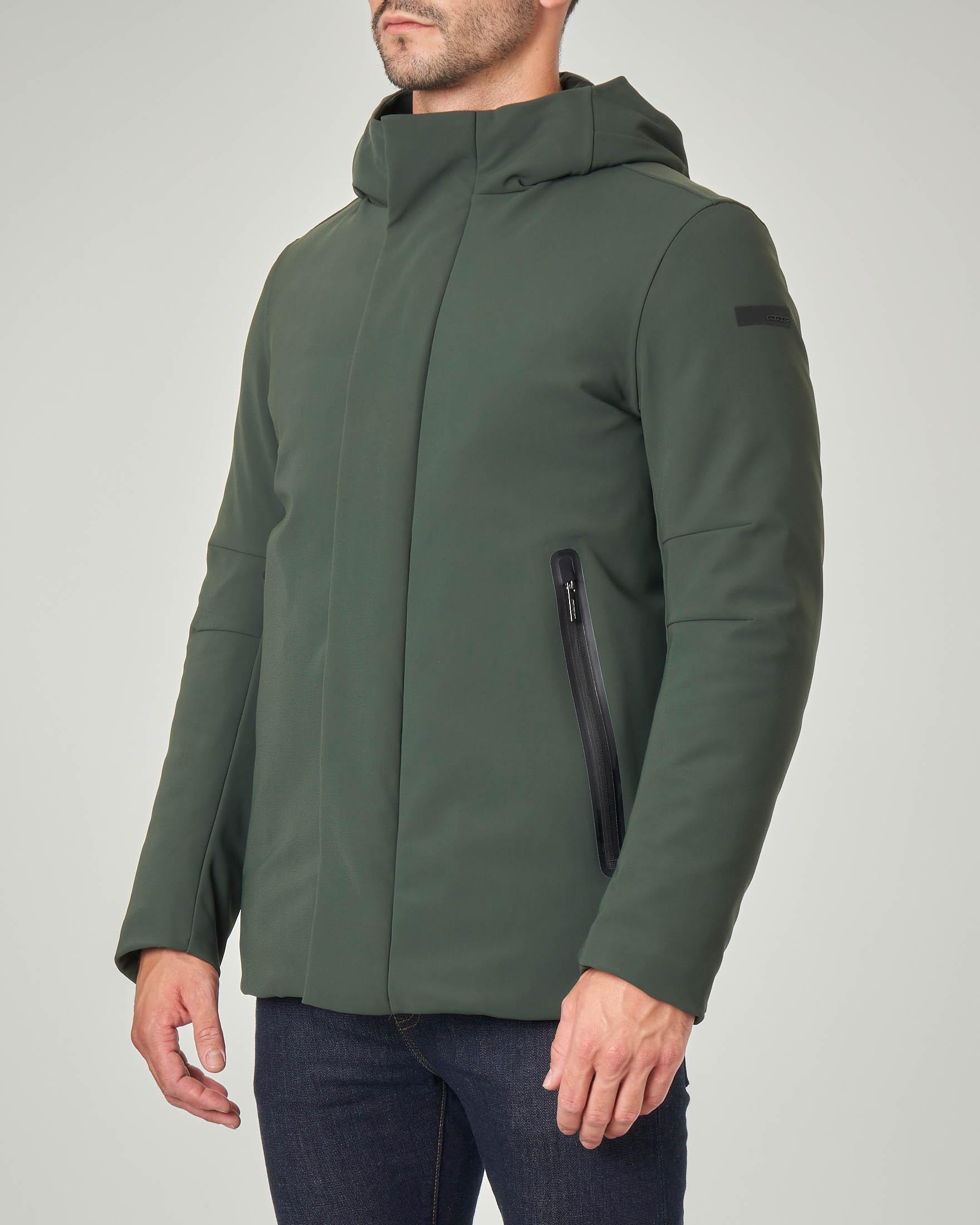 Winter Parka verde