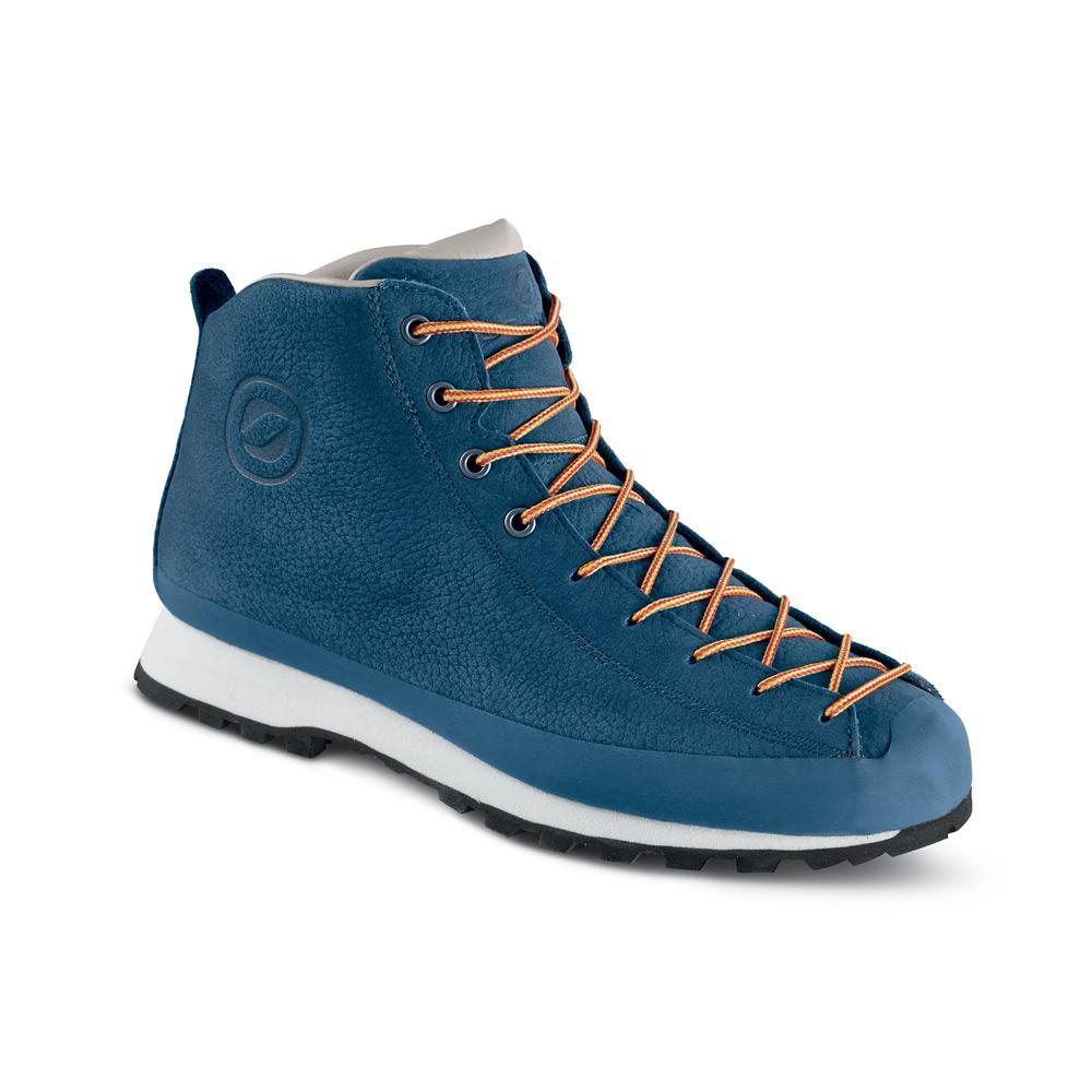 ZERO8   -    Per gli sportivi metropolitani    -   Blue (Nubuck)