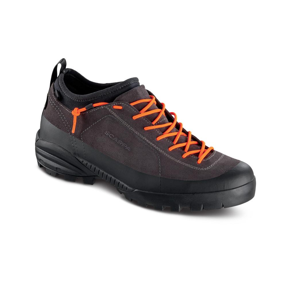HARAKA GTX   -   Quick, fast and comfortable is the fit of this revolutionary shoes   -   Ardoise
