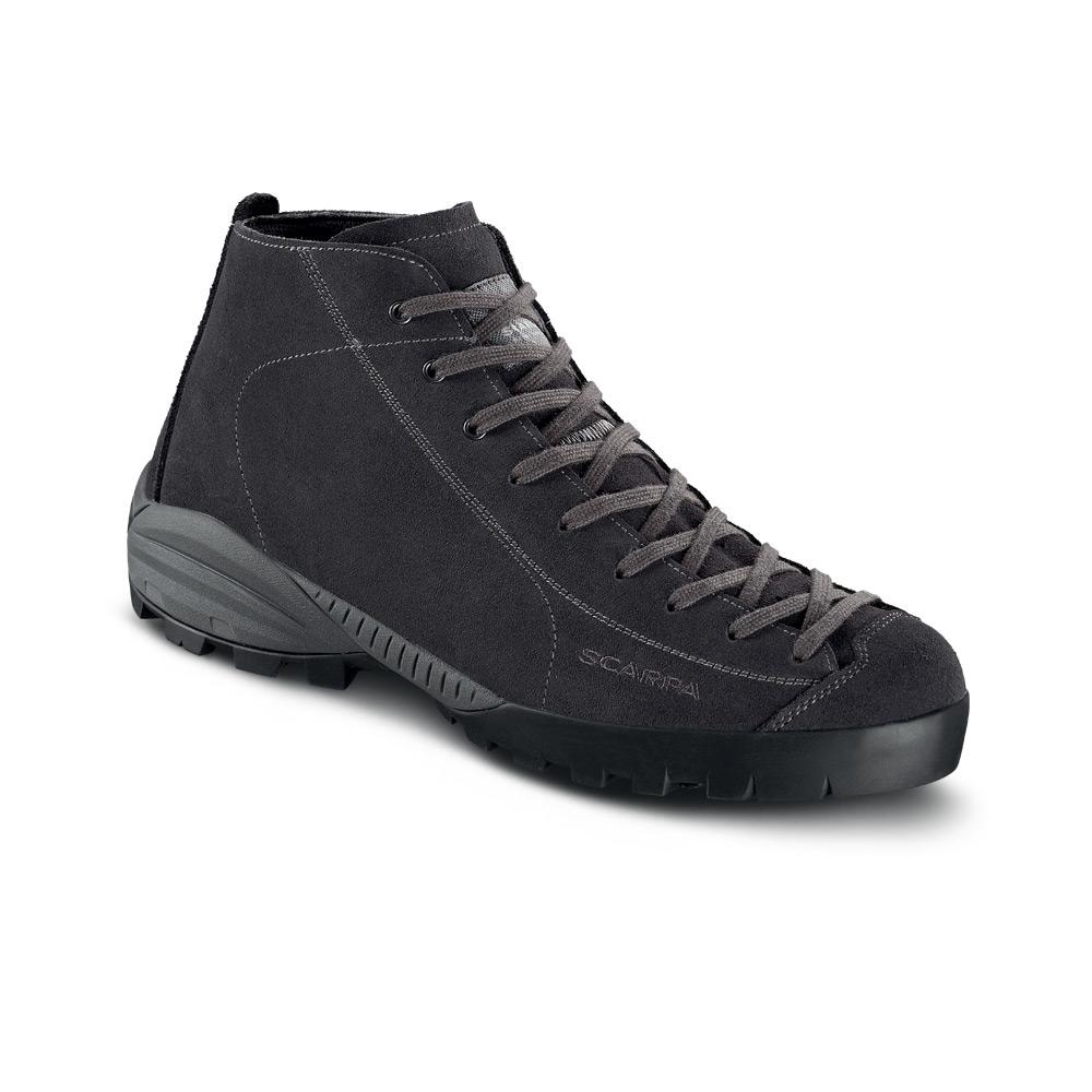MOJITO CITY GTX  -   Comfortable and waterproof footwear   -   Ardoise (Nubuck)