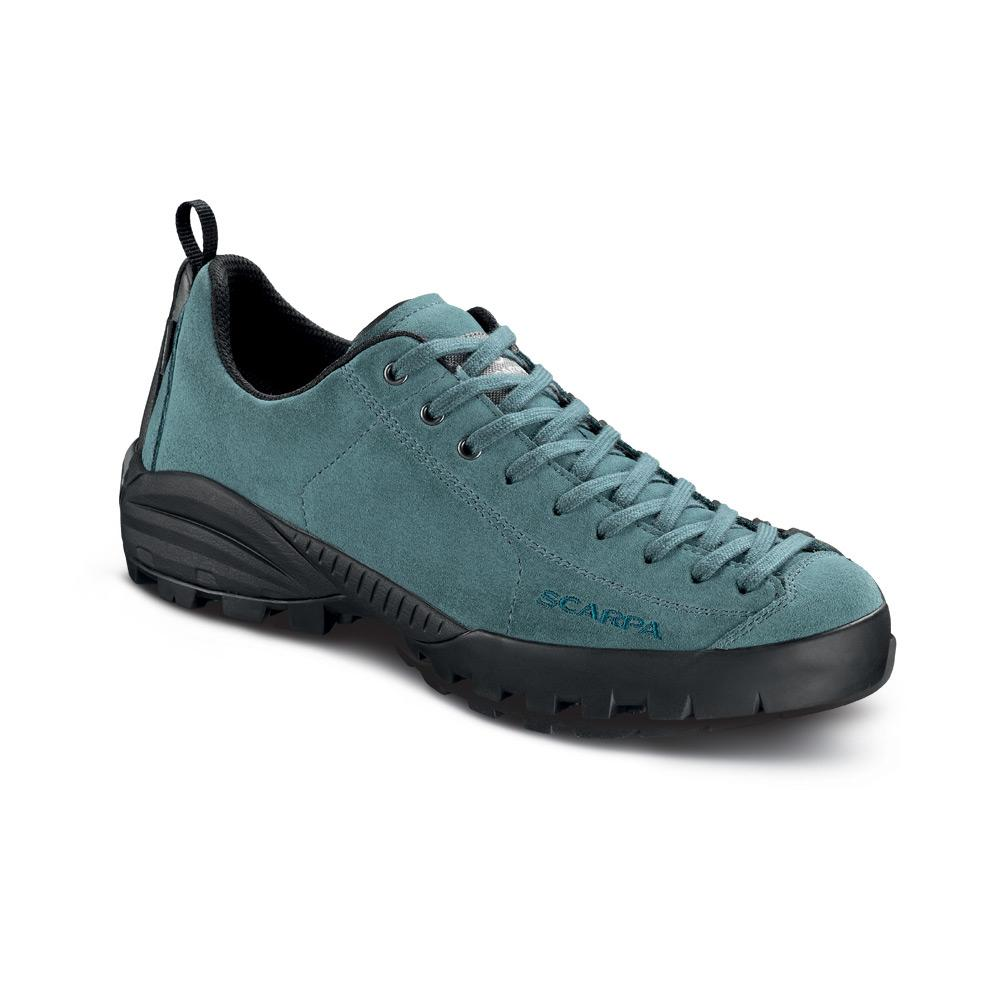 MOJITO CITY GTX  -   Comfortable and waterproof footwear   -   Nile Blue (Nubuck)