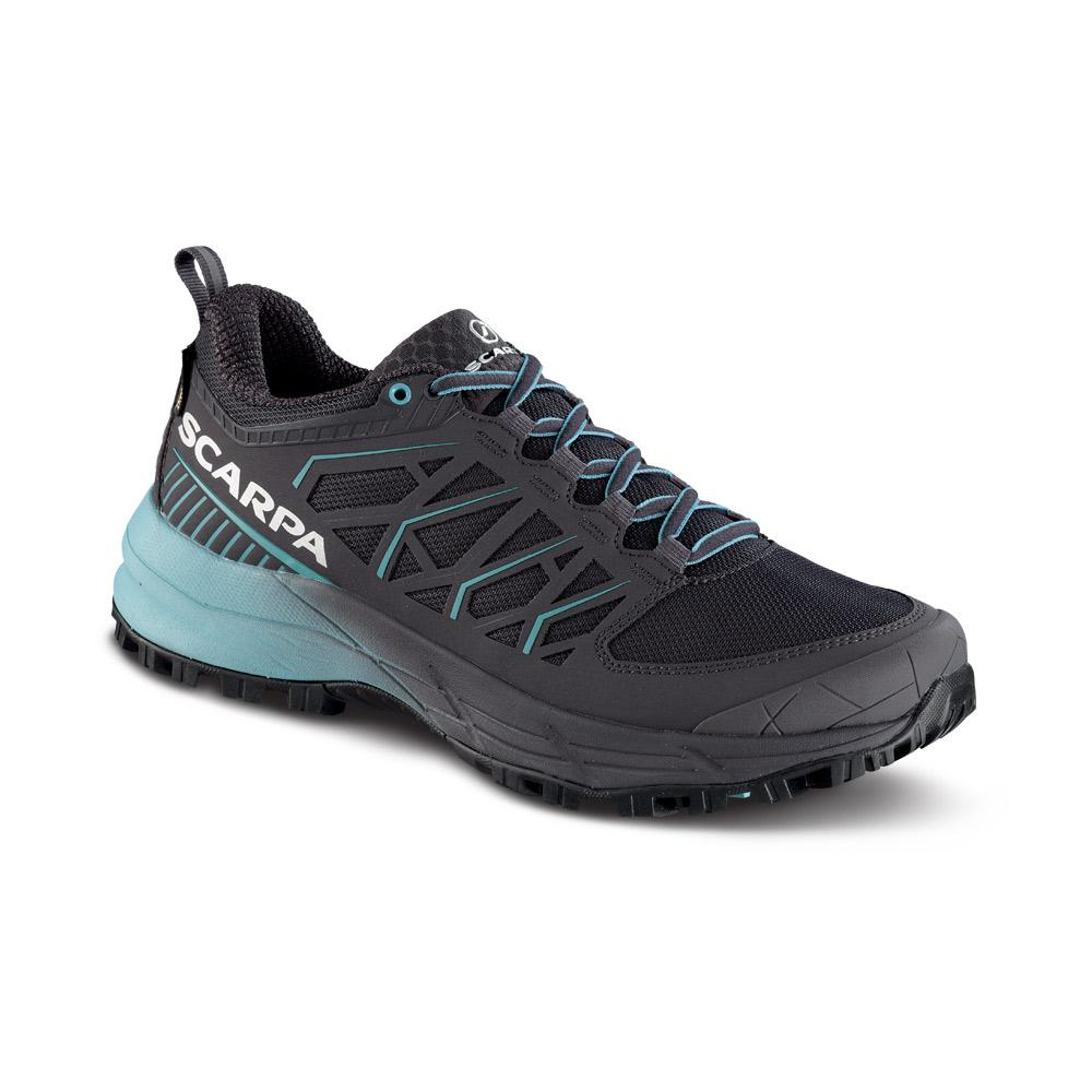PROTON XT   -   For prolonged uses and long-distances   -   Pagoda Blue-Spring green