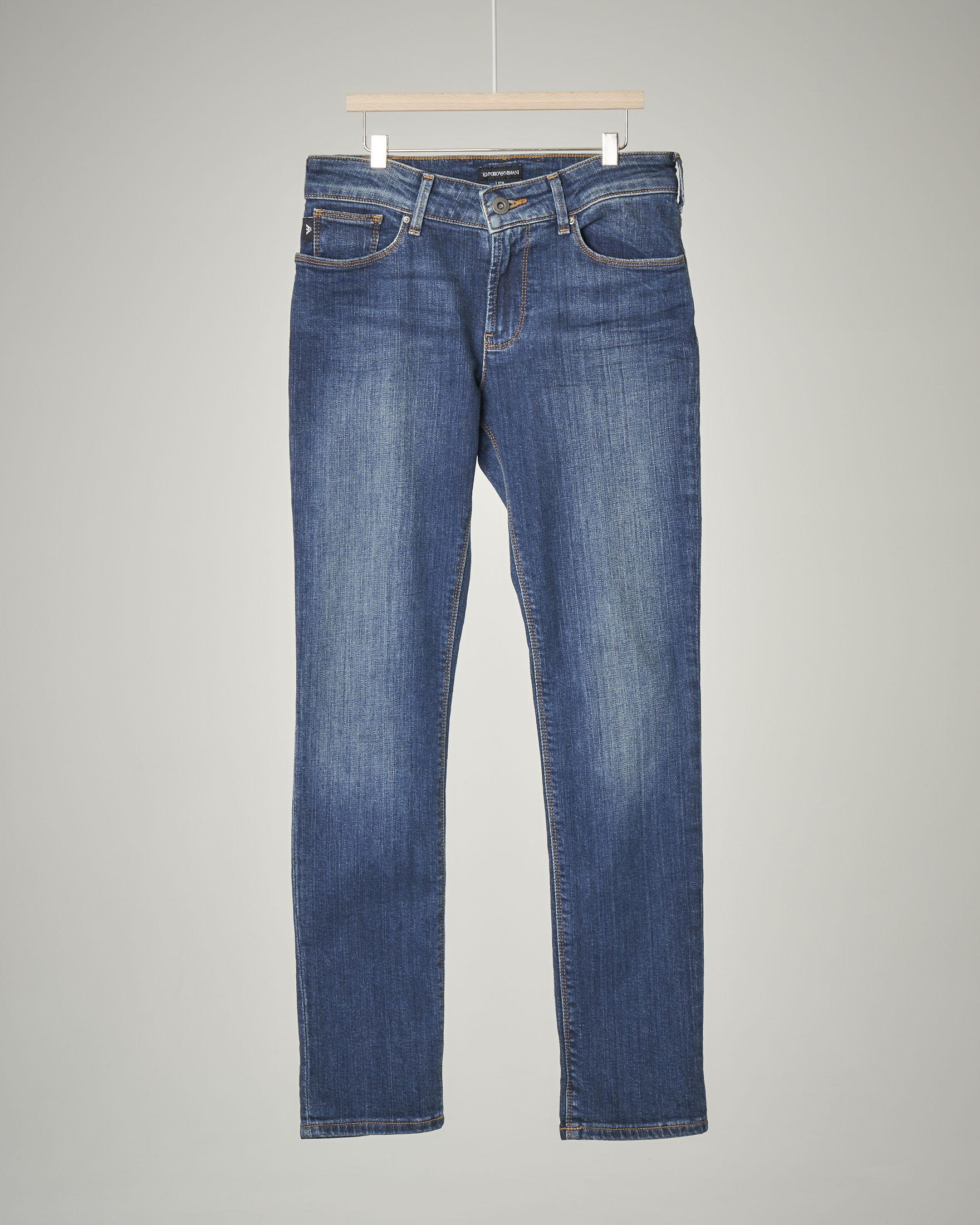 Jeans J06 stone wash 10-16 anni