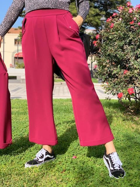 Pantalone tasche Kontatto Taglia M