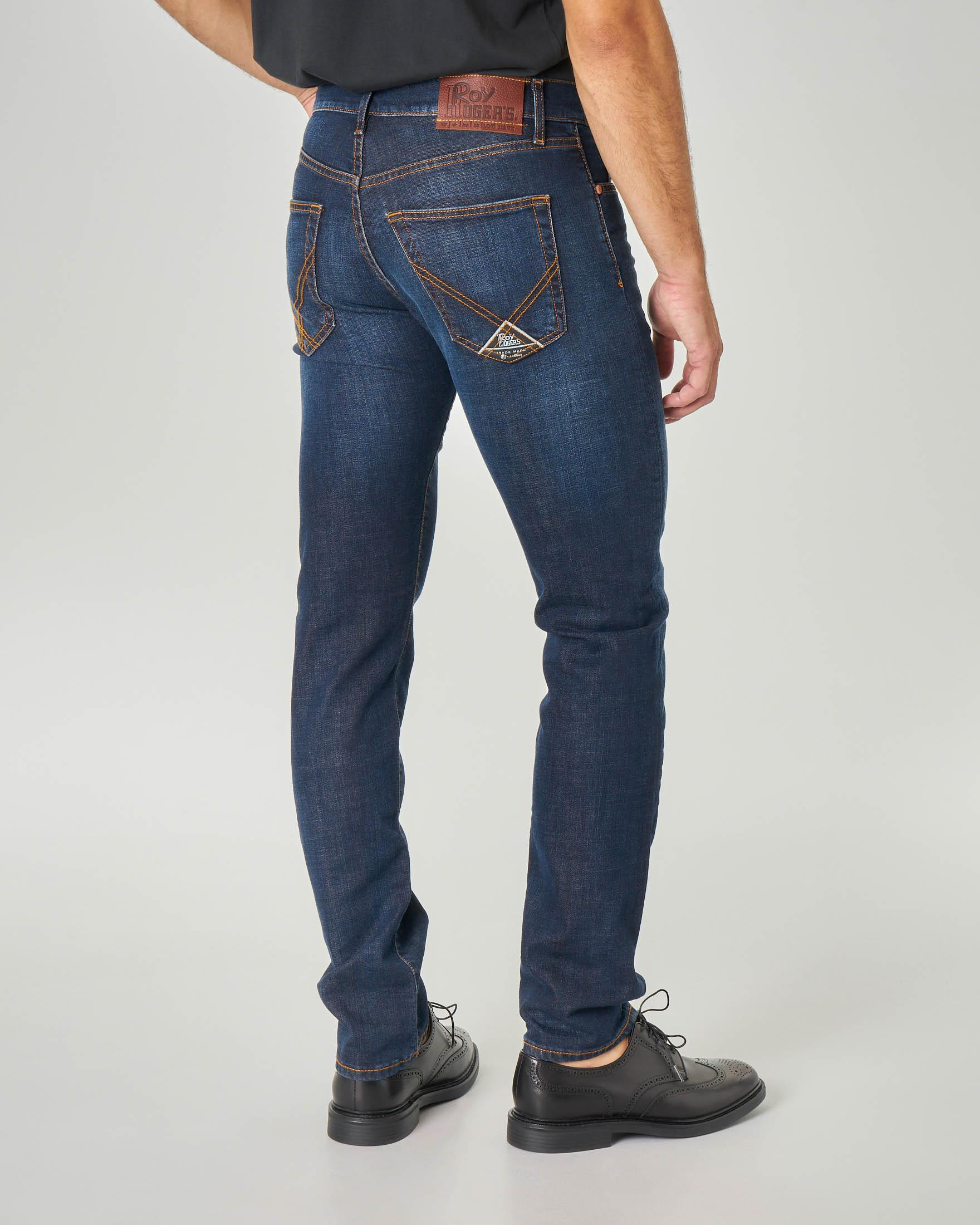 Jeans 927 Pater lavaggio stone wash