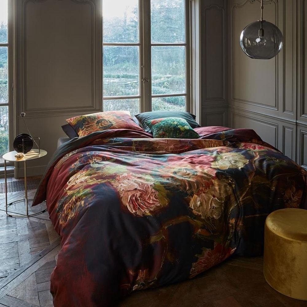 Copripiumino Van Gogh.Copripiumino Matrimoniale E Federe Bedding House Van Gogh Gladioli
