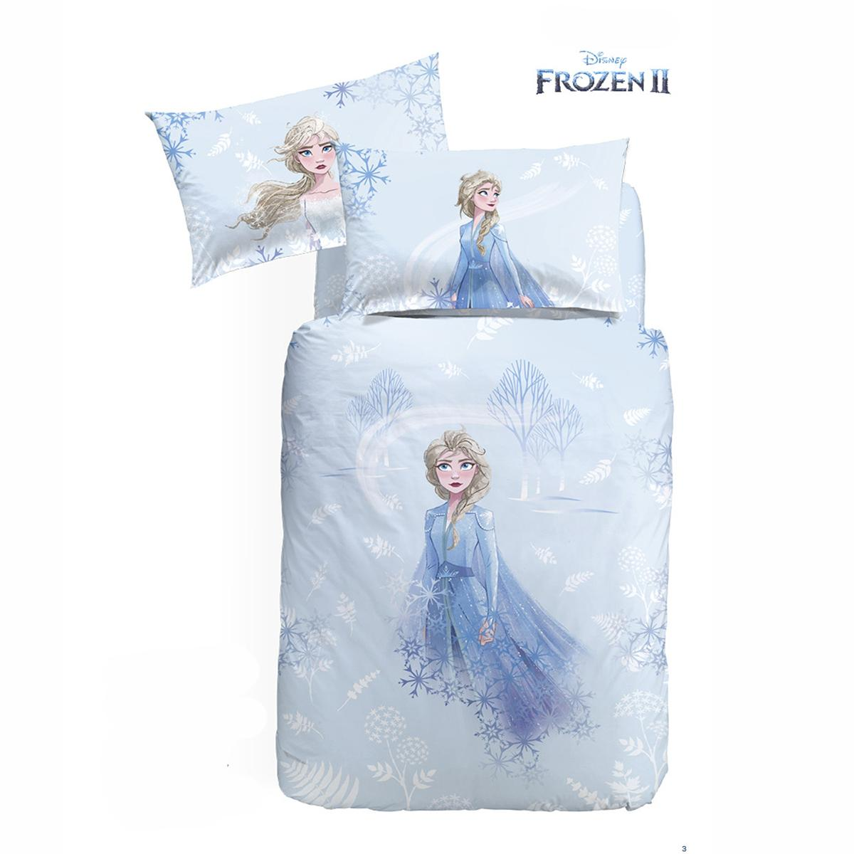Copripiumino Milan Singolo.Frozen Elsa Copripiumino Letto Singolo 1 Piazza Disney Caleffi