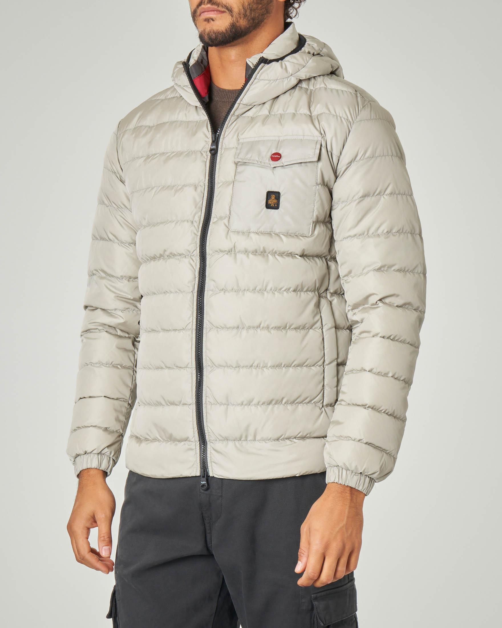 Piumino Hunter Jacket bianco