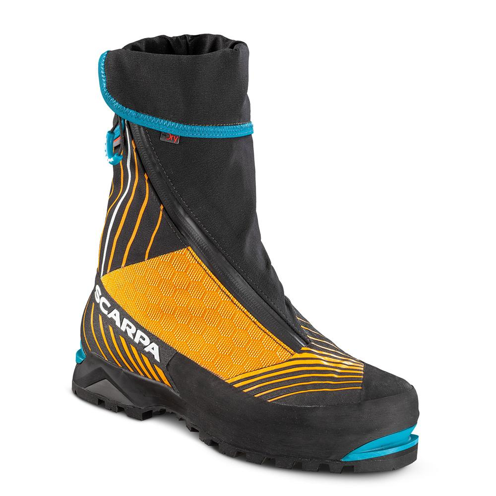 PHANTOM TECH   -   Alpinismo classico, Alpinismo Invernale, Cascate   -   Black-Bright Orange
