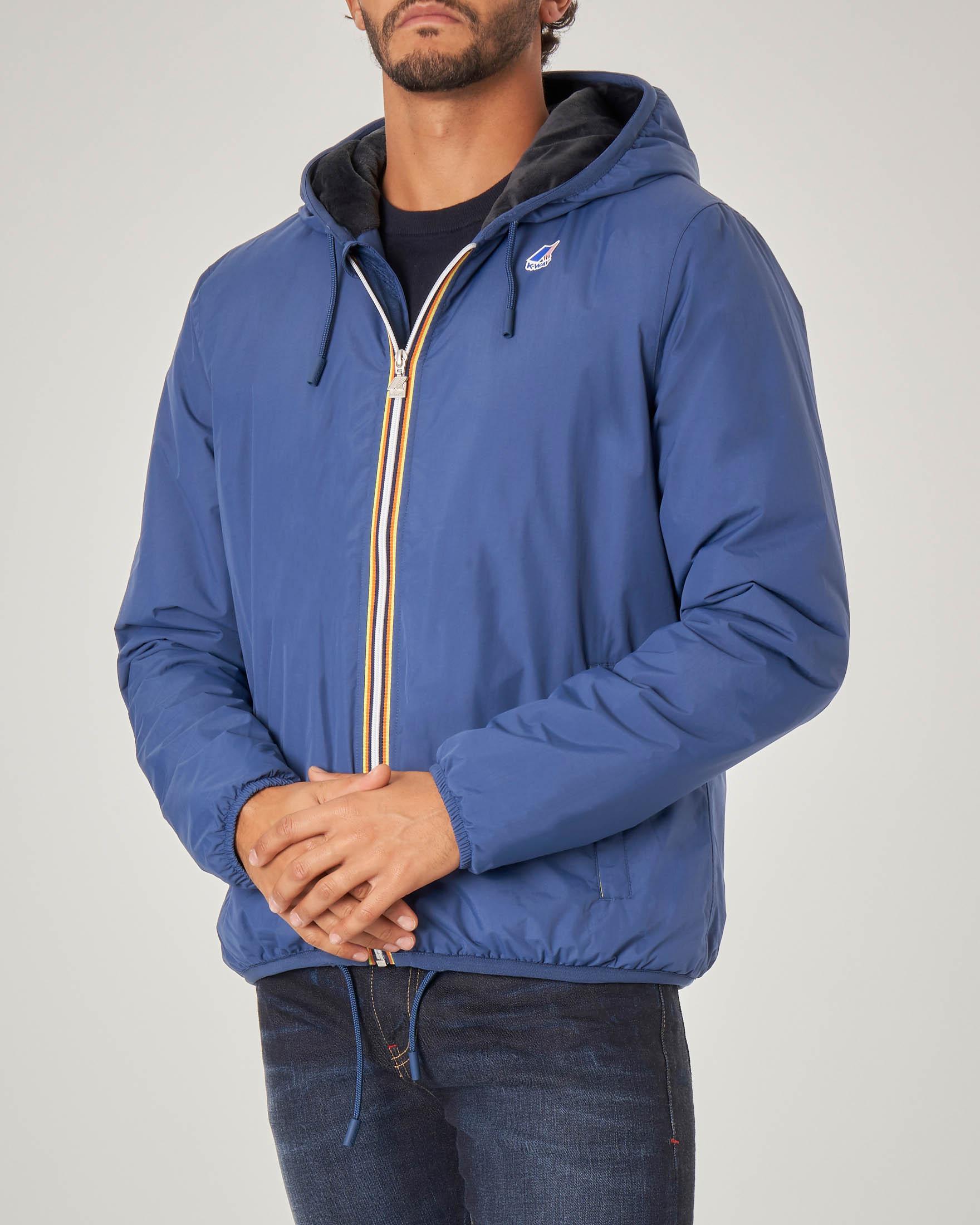 Jacques Ripstop Marmotta blu royal