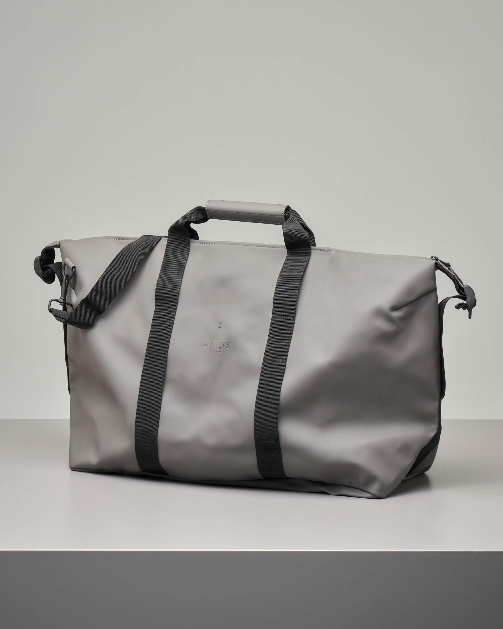 Borsa Weekend Bag grigia