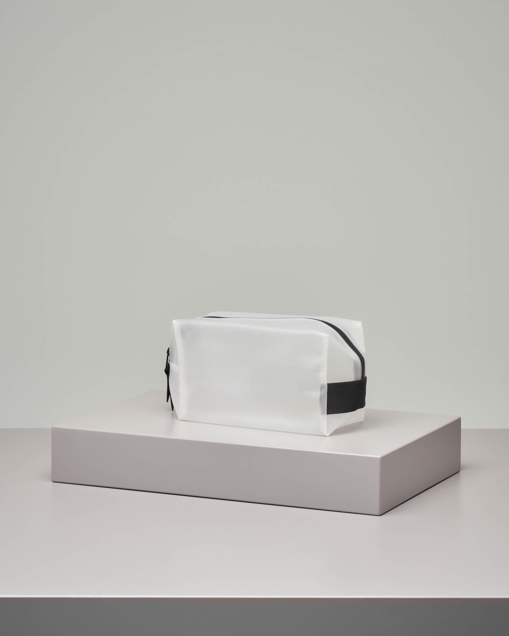 Beauty case Wash Bag Small bianco
