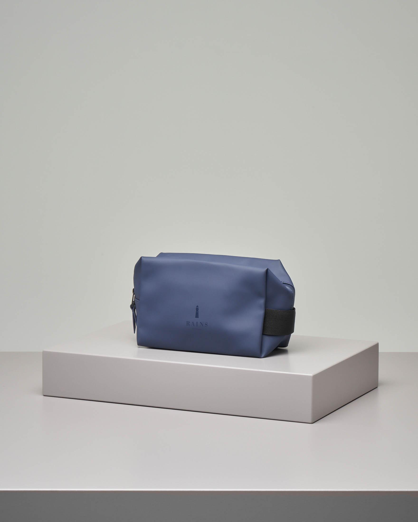 Beauty case Wash Bag Small blu